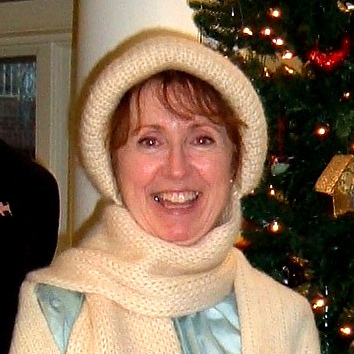 The Holiday Singers' Audrey McConnell