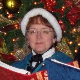 The Holiday Singers' Grace Morris