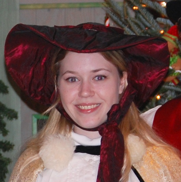 The Holiday Singers' Heather Owens